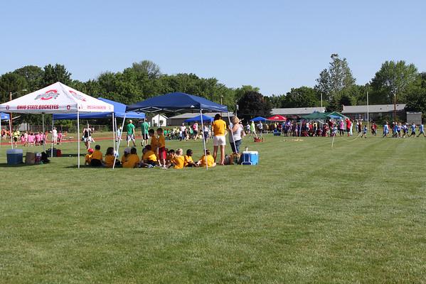 Nevin Coppock Field Day - 5-2012