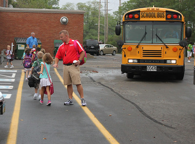 Nevin Coppock First Day of school 2012