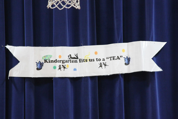Nevin Coppock Kindergarten tea - 5-2012