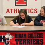 Jenna Nelson College Signing