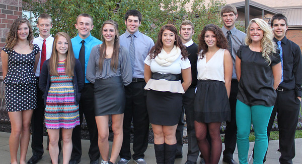 THS Homecoming 2012