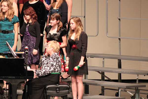 Eighth Grade Choir Christmas - 12-2011
