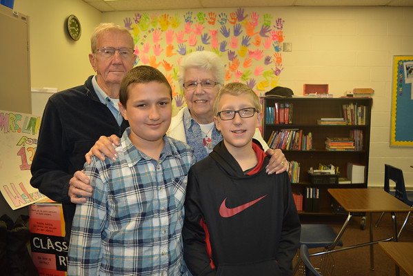 Grandparents Day at TMS