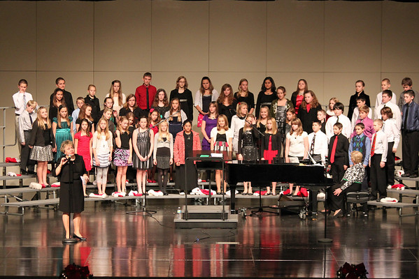 Sixth Grade Choir - Christmas 12-2011