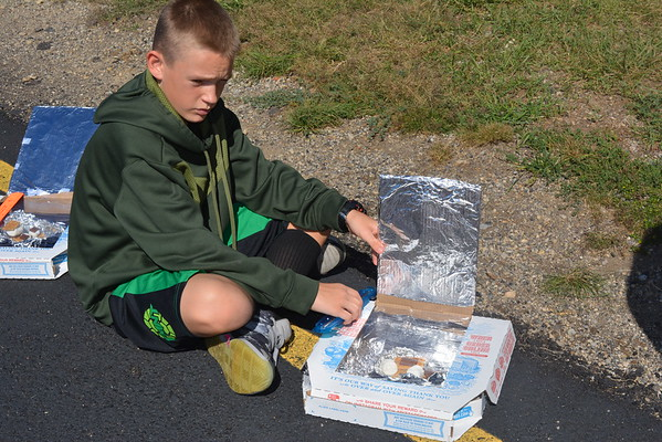 Solar Ovens Enrichment September 2016