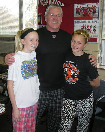 TMS Spirit Week 2011