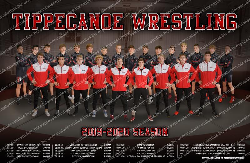 TC Wrestling Poster 2019 copy