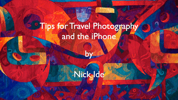 Tips for Iphone Photography