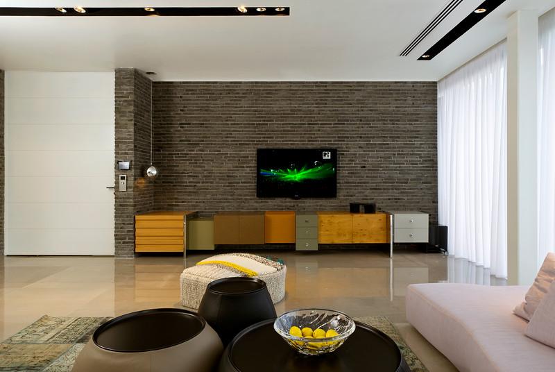 בית ברמת חן. אדריכלות: וי-סטודיו אדריכלים