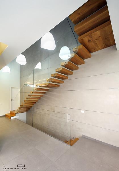 בית בקרית-אונו. אדריכלות: ישראלביץ אדריכלים