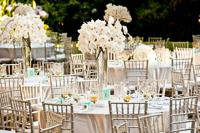 Bridal Table Ideas on Wedding Centerpieces Ideas Wedding Reception Table Decoration   Long