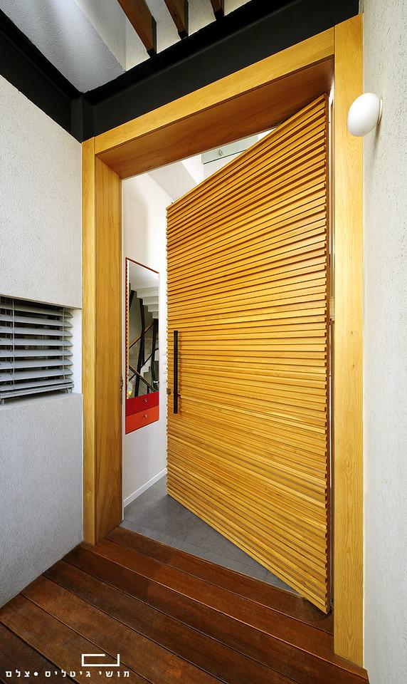בית בקריית אונו. אדריכלות: וי-סטודיו אדריכלים