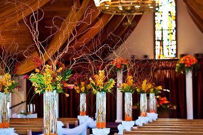 Wedding Church Decorations on Church Wedding Decorations