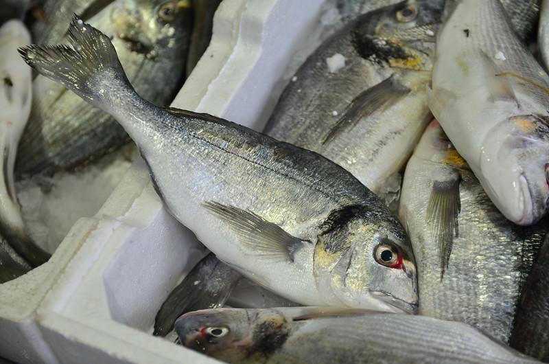 Market - Sea Bream