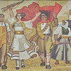 National History Museum - The Albanians Mosaic