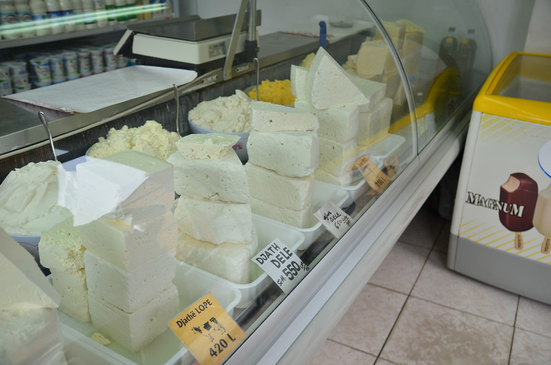 Market - Cheese