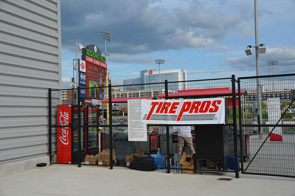 Tire Pros Night at the Barons