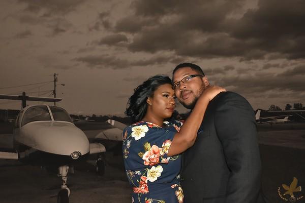 Tia'Yonna's Engagement Photographs