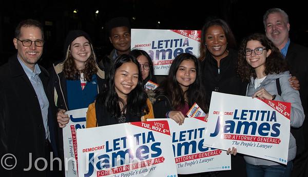Electeds & LG Dems