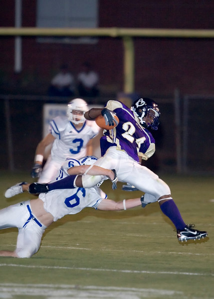 Tishomingo County High School Braves Football