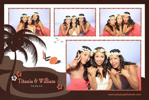 Titania + William (Fusion Portrait Station)