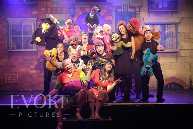 Evoke Pictures_Theatre Photography_Avenue Q-1