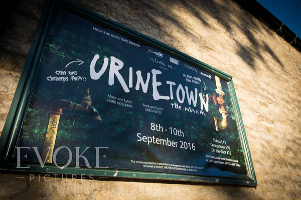 Urine Town Press Release