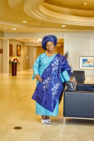 Titi Ayanfalu's 60th Birthday