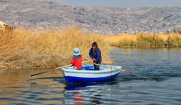 Λίμνη Τιτικάκα (ΠΕΡΟΥ)