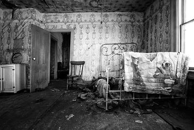 Bedroom- Bodie, CA