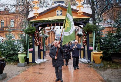 Tivoli Clubbens  våde Julehumørparade 2017