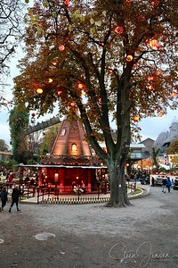 Tivoli; Copenhagen; Denmark; Halloween;