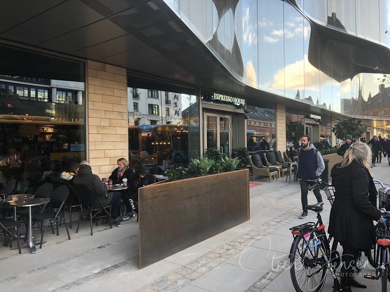 Tivoli; Copenhagen; Denmark;