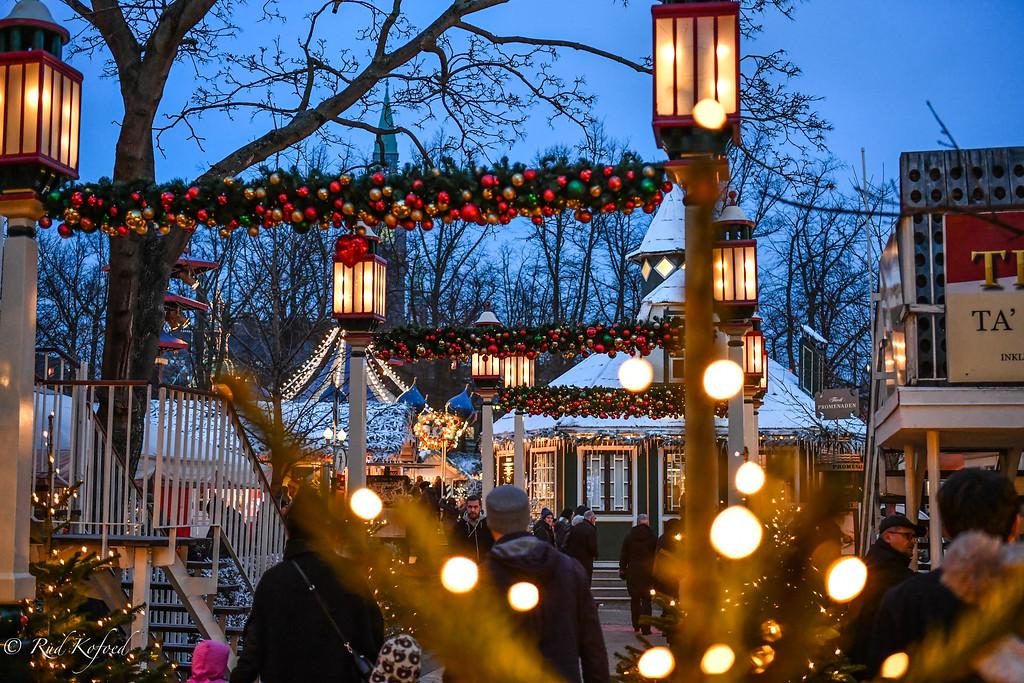 Ren Peter og alle andres jul i Tivoli