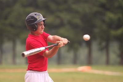 2008 Baseball<br>Timber Lake West Camp