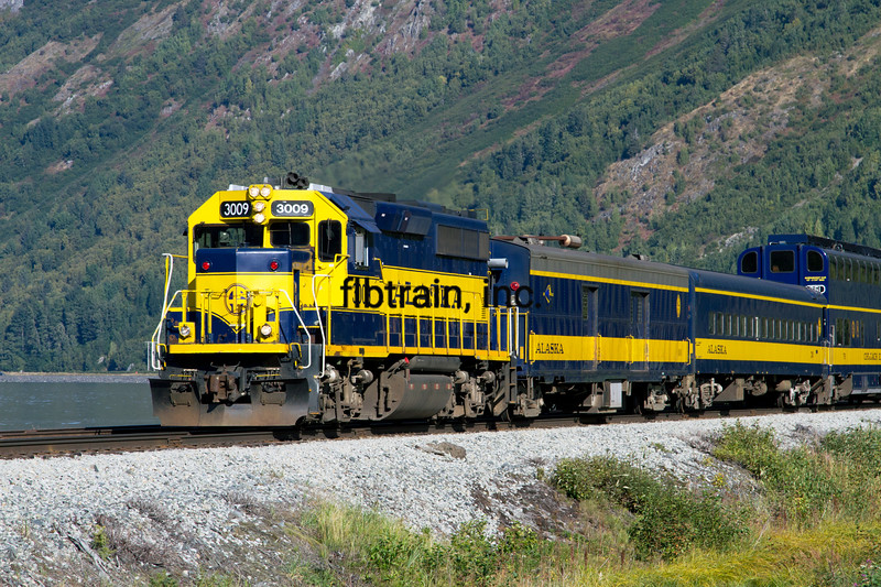 ARR2015090175 - Alaska Railroad, Bulga Point, AK, 9/2015