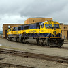 ARR2015080503 - Alaska Railroad, Fairbanks, AK, 8/2015