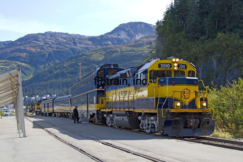 ARR2015090260 - Alaska Railroad, Whittier, AK, 9/2015