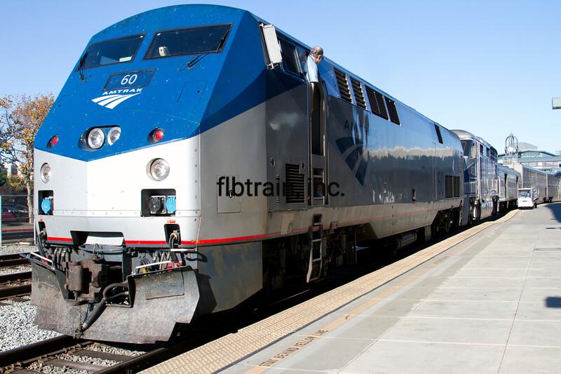AM2015090078 - Amtrak, Seattle, WA - Los Angeles, CA, 9/2015