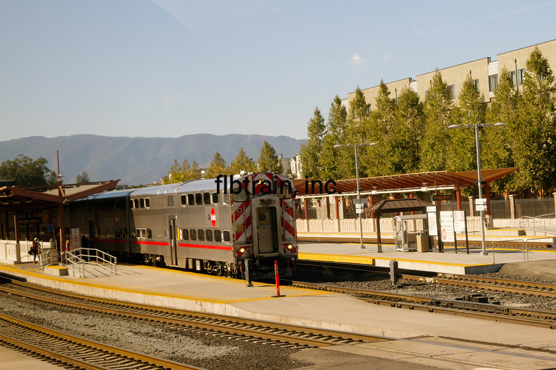 CALTRAIN2015090044 - CalTrain, Amtrak, Seattle, WA - Los Angeles, CA, 9/2015