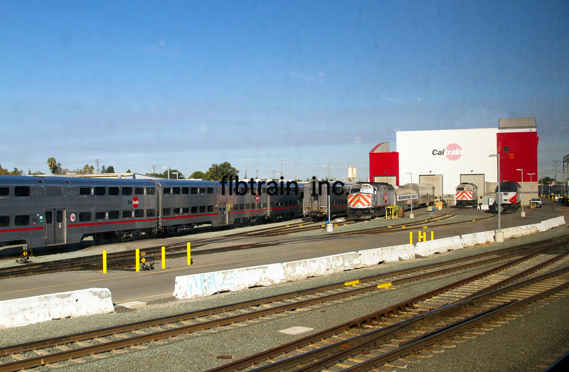 CALTRAIN2015090025 - CalTrain, Amtrak, Seattle, WA - Los Angeles, CA, 9/2015