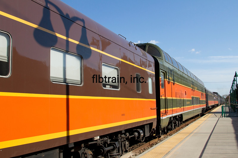 PRJ2015091960 - Amtrak, Pullman Rail Journeys, Chicago, IL-Hammond, LA, 9/2015