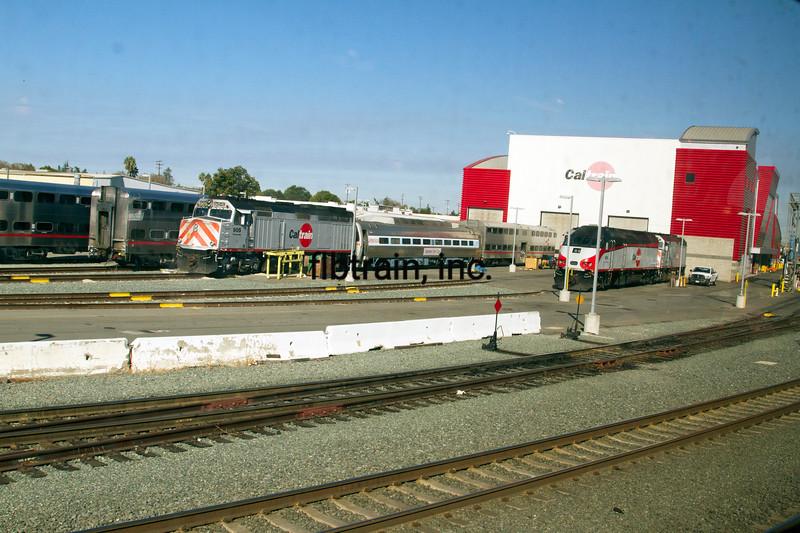 CALTRAIN2015090019 - CalTrain, Amtrak, Seattle, WA - Los Angeles, CA, 9/2015