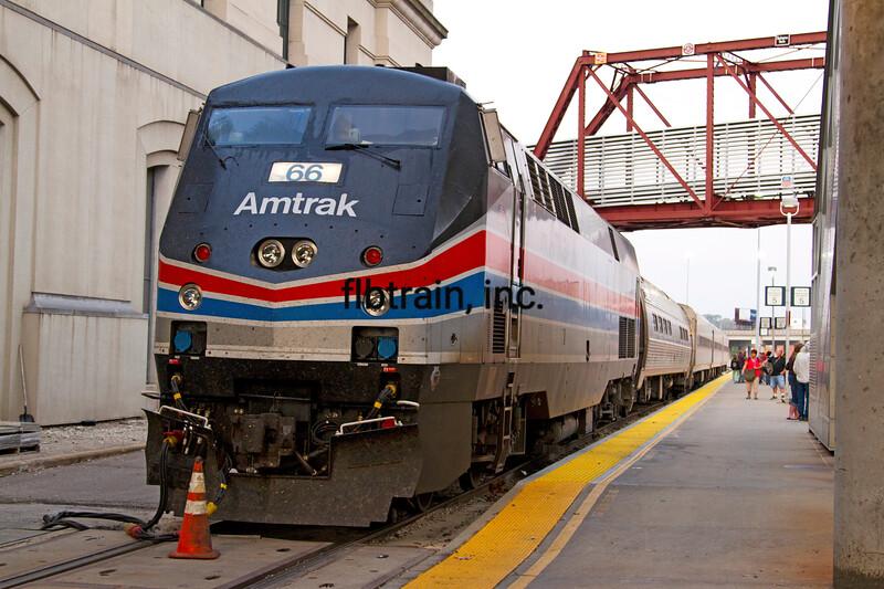AM2015090499 - Amtrak, Los Angeles, CA-CHicago, IL, 9/2015