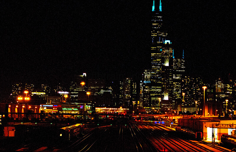 AK2015091880 - Amtrak, Pullman Rail Journeys, Chicago, IL-Hammond, IL, 9/2015