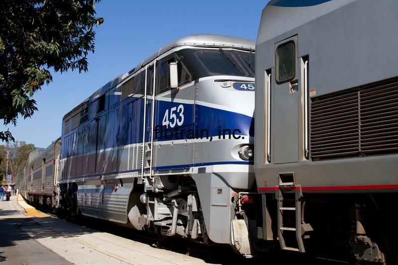 AM2015090157 - Amtrak, Seattle, WA - Los Angeles, CA, 9/2015