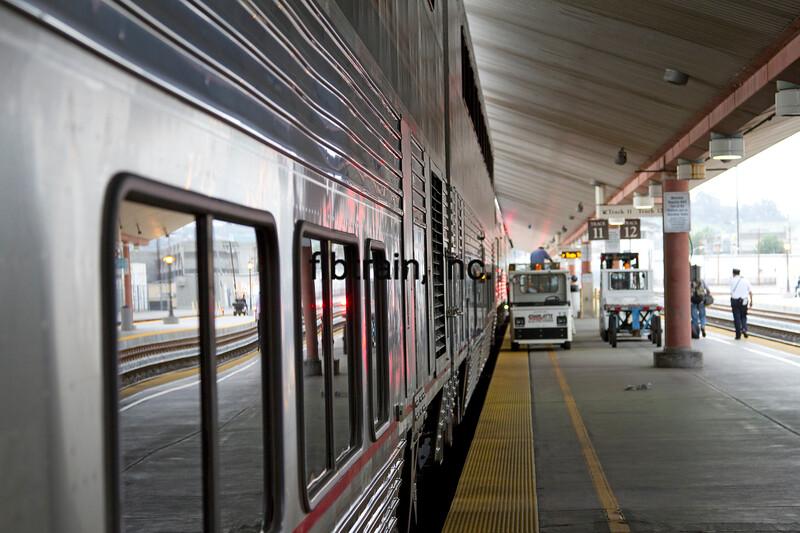 AM2015090305 - Amtrak, Los Angeles, CA - Chicago, IL, 9/2015