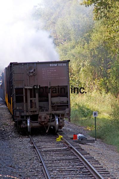 CNIC2015090039 - Canadian National-Illinois Central, Amtrak, Pullman Rail Journeys, Chicago, IL-Hammond, LA, 9/2015