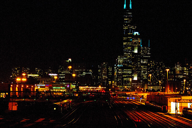 AK2015091879 - Amtrak, Pullman Rail Journeys, Chicago, IL-Hammond, IL, 9/2015