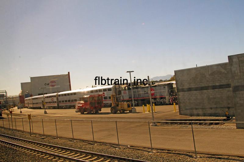 CALTRAIN2015090004 - CalTrain, Amtrak, Seattle, WA - Los Angeles, CA, 9/2015